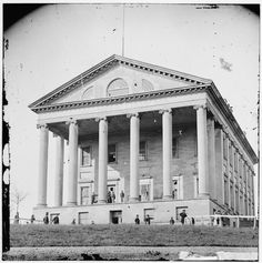 Black troops from Hampton Roads race to the gates of Richmond. Here's the top of my Friday story on the Confederate capital's fall:  -- Mark St. John Erickson
