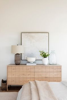 Mixing Styles in The Master  Studio McGee#master #mcgee #mixing #studio #styles Studio Mcgee, Dark Furniture, Home Furniture, Bedroom Furniture, Coaster Furniture, Furniture Layout, Cheap Home Decor, Diy Home Decor, Diy Casa