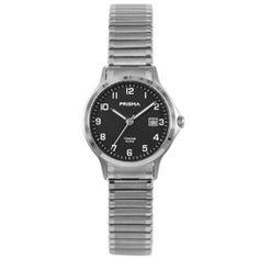 Prisma Horloge 1717 Dames Titanium Rekband
