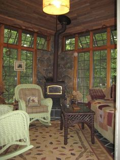 1000 Images About If I Had Sunroom On Pinterest