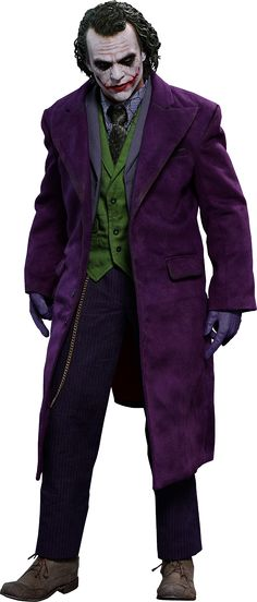 Hot Toys The Joker Quarter Scale Figure