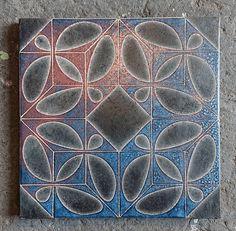 Unique Tile, Unique Colors, Blueberry, Tiles, Mosaic, Addiction, Artisan, Romantic, Glaze