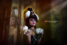 https://www.facebook.com/MakeUpArtIkaDiah  #makeupartist #makeupart #conceptual #ikadiah