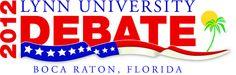 Official logo for the 2012 presidential debate at Lynn University by Lynn University (Boca Raton, Florida) Lynn University, Virtual Field Trips, Course Offering, Learning Tools, Fourth Grade, Barack Obama, Social Studies, Lesson Plans, Homeschool