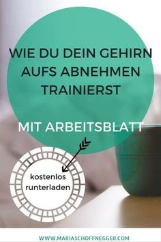 Wie Du Dein Gehirn aufs Abnehmen trainierst Are you looking for a way to lose weight without starving? Without intense exercise and without prohibitions? Honestly, there is this possibility – assuming you want it to be easy and ready for change. Losing Weight Tips, Ways To Lose Weight, Weight Loss, Train Your Brain, How To Train Your, Fitness Workouts, Ready For Change, Eco Slim, Gewichtsverlust Motivation