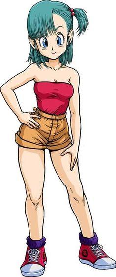 akira toriyama - bulma - dragonball-z Dragon Ball Z, Kuroko No Basket, Bulma Costume, Bulma Cosplay, Akira, Female Characters, Anime Characters, Manga Anime, D Mark