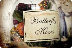 Butterfly kisses are some of the most precious kisses ever to be given. ♥