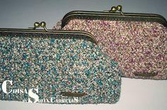 Bag made by Sofia Carretas, with Cocoon yarn/Bolsa feita por Sofia Carretas, com o fio Cocoon