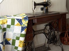 History of the Sewing Machine Vintage Sewing Machines, History, Antiques, Pattern, Antiquities, Historia, Antique, Patterns, Model