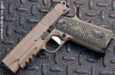 "Sig Sauer 1911 ""Scorpion"" Revolver Rifle, 1911 Pistol, Sig 1911, Sig Sauer, Weapons Guns, Guns And Ammo, Glock Guns, Custom Guns, Cool Guns"