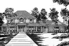 Plan 40-397 - Houseplans.com