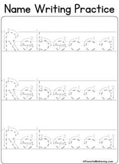 30 Images of Learning To Write Name Template Sophia | eucotech.com