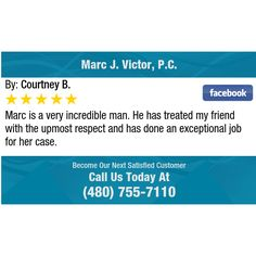 Marc is a very incredible man. He has treated my friend with the upmost respect and has...