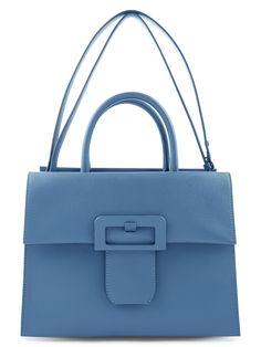 Maison Margiela Large Buckle Leather Bag Image 0