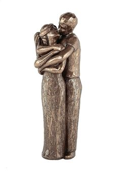 Genesis present the Love a Lot piece, an image of a couple very much in love. The man holds the lady in his arms. Perfect gift for special people in l Special People, Love People, Love Life, Wedding Gifts, Bronze, Decorations, Statue, Engagement, Ornaments