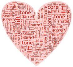 Barre3 love