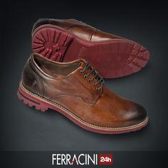 Mantenha seu estilo atualizado!  #ferracini24h #shoes #cool #trend #boots #brasil #manshoes