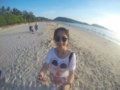 Be at your beach outfit all the time @ Patong beach Phuket thailand #thailander #pinayproud