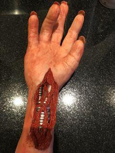 Hand Alien sculpt - my work
