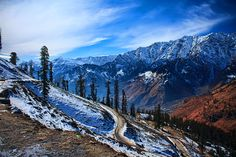 A land of lavish mountains, an exquisite place which feeds and provides solace to the mind and soul, a pious land which is filled with the supernatural, an enigma of a place which attracts people from every nook and corner of the world- It's unbelievable, it's fascinating it's unmatchable- It's Himachal!