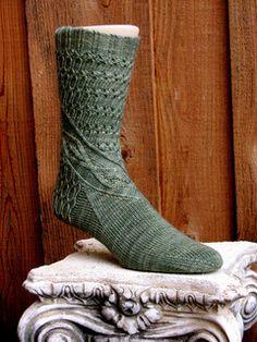 Ravelry: Legolas Sock pattern by Claire Ellen