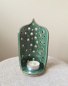 A personal favorite from my Etsy shop https://www.etsy.com/listing/222832233/luminary-moroccan-nights-iii