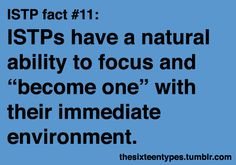ISTJ: The Inspector (Introverted, Sensing, Thinking, Judging)