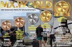 MX WORLD - Memberoffice