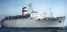 Black Sea, Ocean, Cruise Ships, Ship, The Ocean