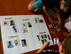 Actividad de educación emocional: identificar emociones Frame, Google, Feelings, Emotions Activities, Social Skills, Feelings And Emotions, Activities For Kids, Emotional Intelligence, Teaching Kids