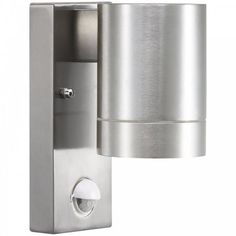 Buy Nordlux Maxi PIR Sensor Security LED Light, Aluminium from our Wall Lighting range at John Lewis & Partners. Outdoor Sconces, Outdoor Wall Lantern, Outdoor Walls, Outdoor Party Lighting, Outdoor Lighting Landscape, Lighting Ideas, Exterior Wall Light, Exterior Lighting, Garden Wall Lights