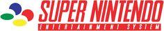 Logotipo SNES - Nintendo 1990