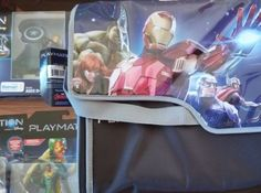 Playmation by Disney Marvel Avengers Big Lot With Travel Case New Still In Box Disney Marvel, Toy Boxes, Nerd Stuff, Marvel Avengers, Action Figures, Lunch Box, Big, Travel, Viajes