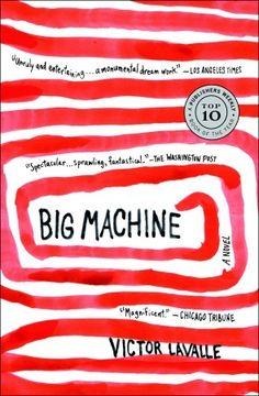 Machine By Victor Lavalle Random House Queens Represent Also The Devil In