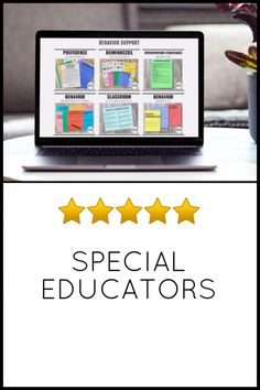 Help for special education paperwork is HERE! Find all those documents you need in one organized space - designed to save time from all those non-teaching tasks! Communication logs, documentation, data tracking sheets, and so much more are included! Special Educators Resource Room