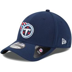 Tennessee Titans New Era Youth Team Classic 39THIRTY Flex Hat - Navy - $21.99