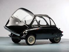 Heinkel Kabine 154 (1956) - Photo: Darin Schnabel