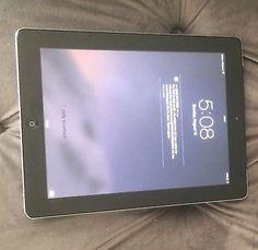 Apple iPad 2 64GB Wi-Fi  3G (Verizon) 9.7in - Black A