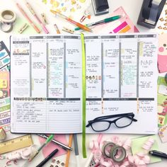 Passion Planner Example
