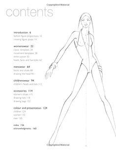 New Fashion Figure Templates - m 3