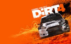 """Codemasters has announced DiRT 4 for PlayStation Xbox One, and PC. DiRT 4 challenges you to """"Be Fearless"""" by capturing the thrill, emotion and . Xbox One, Windows 10, Arcade, Consoles, Wallpaper Maker, 2017 Wallpaper, Wallpaper Lockscreen, Black Wallpaper, Nature Wallpaper"""
