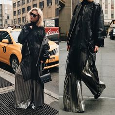 Juliett Kuczynska - - Daft Punk - One More Time / maffashion NYFW