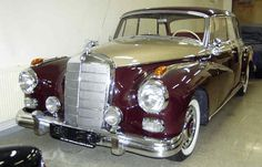 1958 Mercedes 300D  100s of Classic Cars   http://www.pinterest.com/njestates/cars/http://www.pinterest.com/njestates/cars/ Thanks to  http://www.njestates.net/