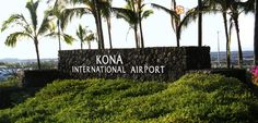 KONA INTERNATIONAL AIRPORT (Big Island) — Kona International Airport is the main entrance point into the largest of all Hawaiian Islands. One of two airports on the Big Island, the airport is located a short drive from Kailua-Kona.