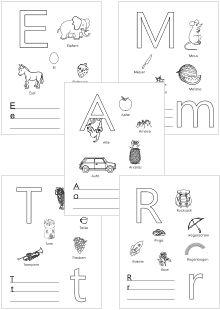 abc anlaute und buchstaben a.pdf | schulalltag | pinterest | vorschule, deutsch und grundschule