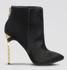 Sam Edelman Pointed Toe Booties