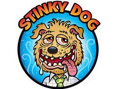 "Check out new work on my @Behance portfolio: ""Stinky Dog"" http://be.net/gallery/52038783/Stinky-Dog"