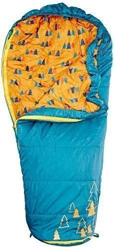 Kelty Big Dipper 30 Degree Kids Sleeping Bag - Blue Recommended for ages years Cloud Loft Insulation Total Weight: 1 oz. kg) Fits up to 5 Feet Stuff Size: 10 x 16 Inch Big Dipper, Backpacking Hammock, Tent Camping, Camping Tips, Purple Bags, Blue Bags, Kids Sleeping Bags, Sleeping Through The Night, Camping With Kids