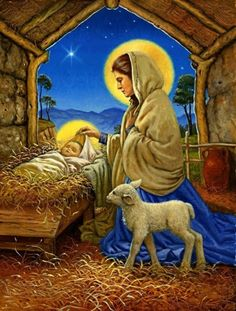 Картинки по запросу рождение христа рисунки