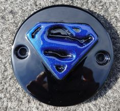 Custom built Superman Harley Davidson points cover These are individually built and designed for the customer. They take about 3 to 4 weeks to build. We can do any design or year or a bike parts. Can do any color combination you want. Bike Parts, Harley Davidson Motorcycles, Motorcycle Accessories, Superman, 3d, Cover, Design, Parts Of Bike, Harley Davidson Bikes
